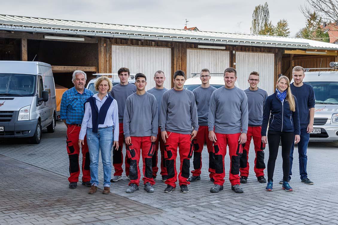 Elektro Rebmann Team