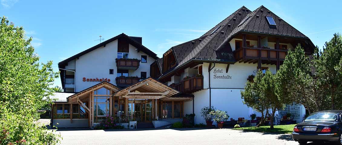 Hotel Sonnhalde Birkendorf